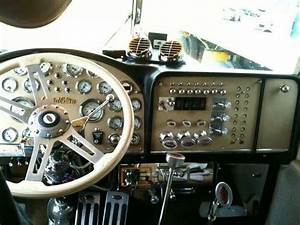 PETERBILT | Cool Truck Interiors | Pinterest | Custom big ...