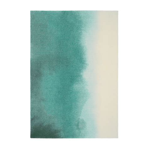 teal and grey rug buy bluebellgray teal paintbox rug amara