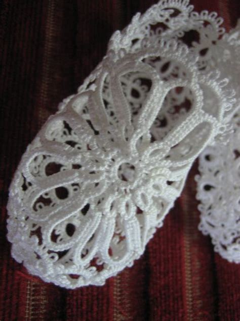 288 Best Images About Tatting Spool, Needle, Crochet On