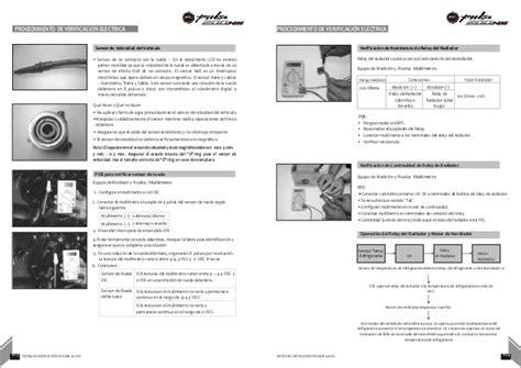 pulsar  manual de servicio