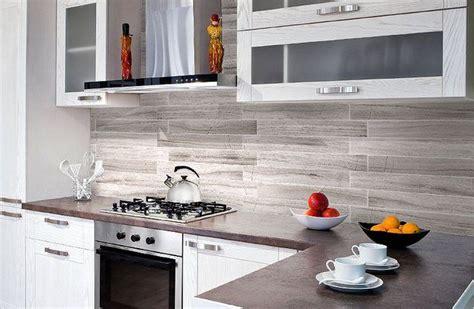 grayish brown subway tile kitchen backsplash grey subway