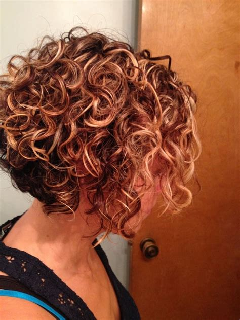 Short Curly Haircuts On Pinterest