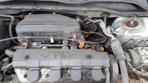 Honda Civic Petrol Engine Code