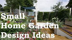 Small Home Garden Design Ideas - YouTube