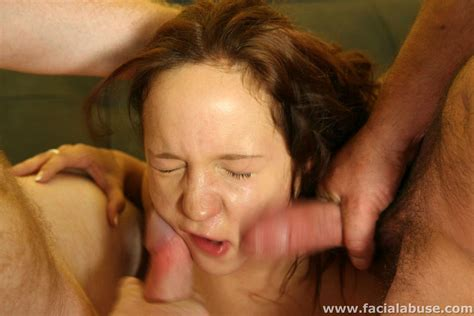 slut gets cock slapped and cum splashed xxx dessert picture 6