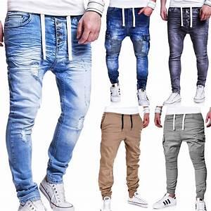 Hose Mit Löchern Herren : herren jogg jeans chino jogger versch modelle denim hose neu wow ebay ~ Frokenaadalensverden.com Haus und Dekorationen
