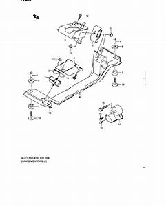 Engine Mounting For