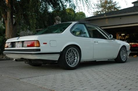 Best Track Cars 20k by Six 1985 Bmw 635csi Track Car Bring A Trailer