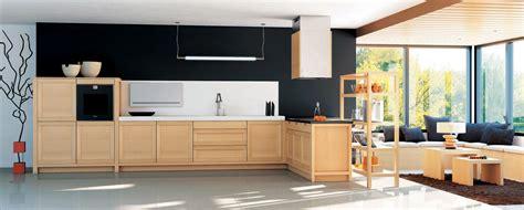 cuisine lambermont cuisine en chene massif moderne cuisines plan de travail