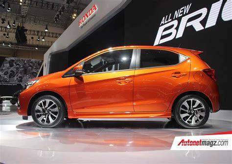 Gambar Mobil Honda Brio by Harga Honda Brio Baru 2018 New Autonetmagz Review