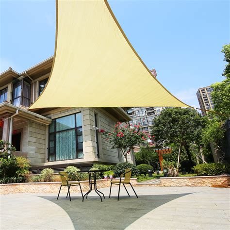 Sun Roo by Lyshade 16 5 Quot Right Triangle Sun Shade Sail Canopy With