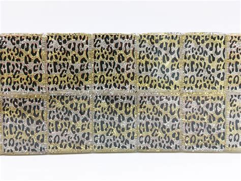 custom leopard full set mah jongg tiles   winds blow