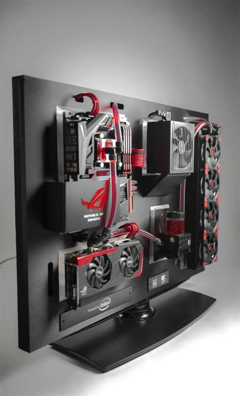 Rog Wall Pga 2015  By Malik Customs  Goals  Pinterest