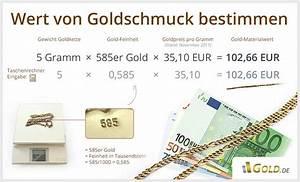 Goldpreis 333 Berechnen : goldankauf wer zahlt den besten preis ~ Themetempest.com Abrechnung