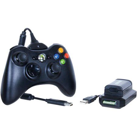 dreamgear xbox  rechargeable battery power kit xbox