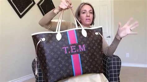 louis vuitton special order unboxing mon monogram gm neverfull youtube