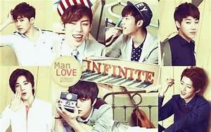 (Report) Infinite los más guapos del Kpop