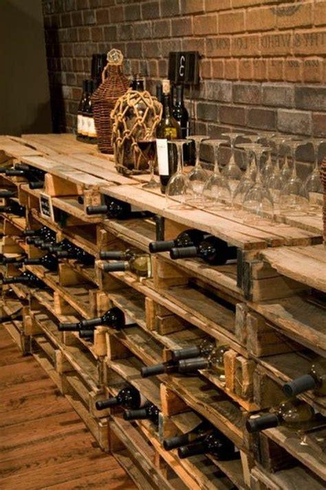 bureau bookcase 1000 idées sur le thème vin palette sur