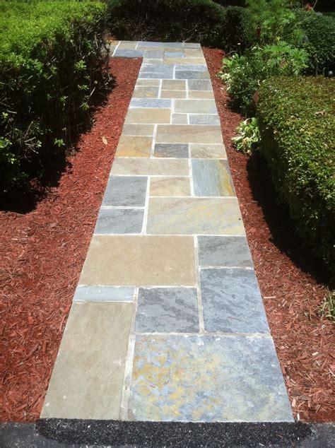 walkway design gorgeous stone walkways to add your home