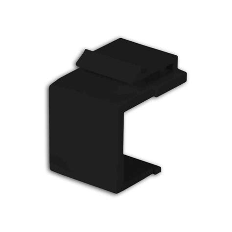 Blank Insert For Keystone Wallplates