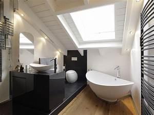 Grundriss Bad Dachschräge : 7 tipps f r das badezimmer unterm dach dachausbau pinterest dachausbau dachschr ge und b der ~ Markanthonyermac.com Haus und Dekorationen