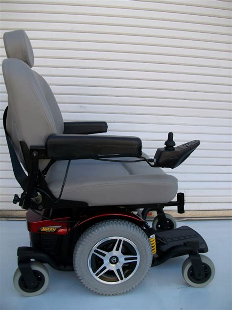 jazzy 614 hd power wheelchair used power chairs