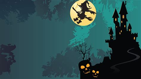 Halloween Witch Wallpapers  Festival Collections