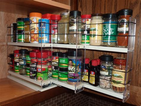 Spice Racks  Organizing Spices  Spice Rack Drawer
