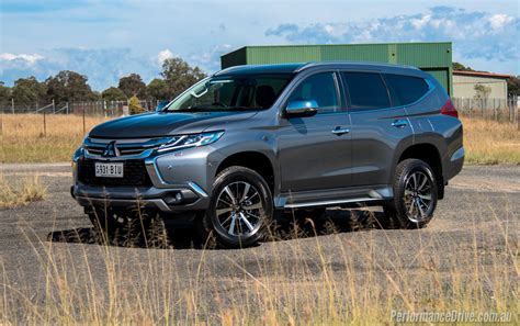 With the refresh, mitsubishi is boosting the pajero sport's array of safety features by adding lane change assist and rear cross traffic alert systems. 2016 Mitsubishi Pajero Sport review (video) | PerformanceDrive