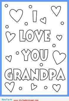 grsndpa xoxo fathers day coloring page happy birthday grandpa happy birthday coloring pages