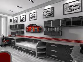 Car Themed Bedroom by Designer Wall Patterns Home Designing