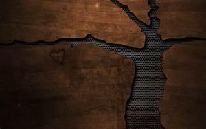 Metal And Woods : 19 metallic wallpapers for your desktop ~ Melissatoandfro.com Idées de Décoration