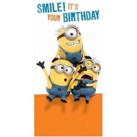 smile   birthday minions money gift wallet card zyczenia pinterest toys