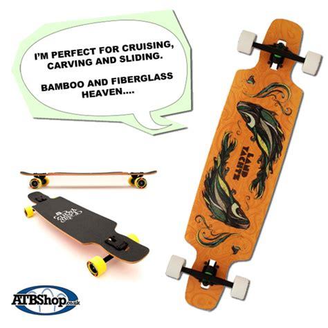 Drop Deck Longboard Landyachtz by Landyachtz Drop Carve Complete 40 Longboards 40