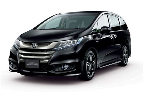 2016 Honda Odyssey Hybrid Jdm Confirmed For Japan