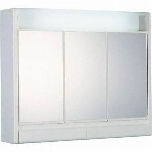 Armoire Salle De Bain Leroy Merlin : armoire de toilette meuble de salle de bains et vasque ~ Melissatoandfro.com Idées de Décoration