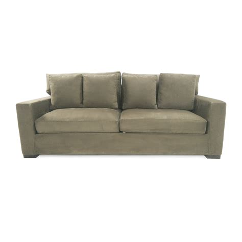 Crate Barrel Loveseat Sofa Bed Brokeasshomecom