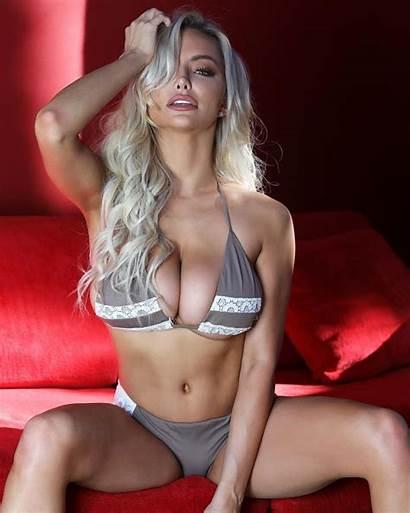 Lindsey Pelas Instagram Boobs Bikini Blonde Stills