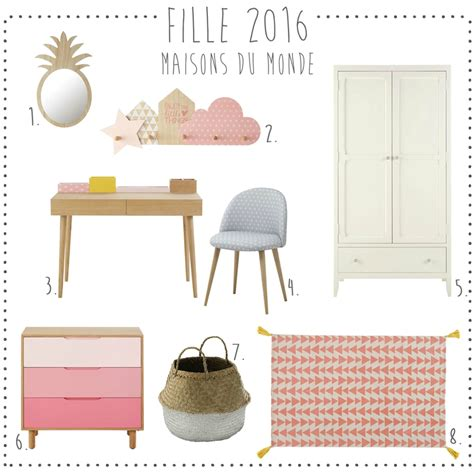 nouveau catalogue junior  maisons du monde deco trendy