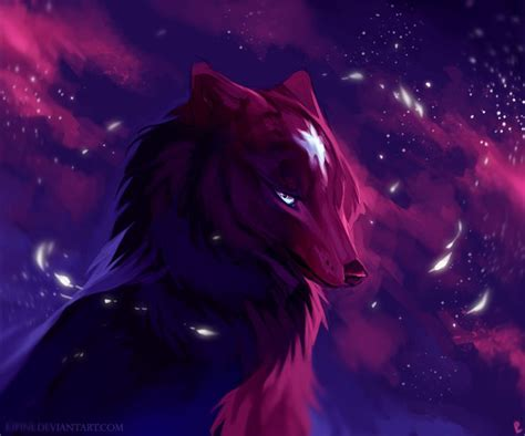 Beautiful Anime Wolf Wallpaper by Anime Wolf Wallpaper On Wallpaperget