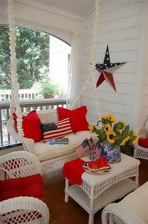 Independence Day Decorations Ideas by 50 Independence Day Decorating Ideas To Celebrate A