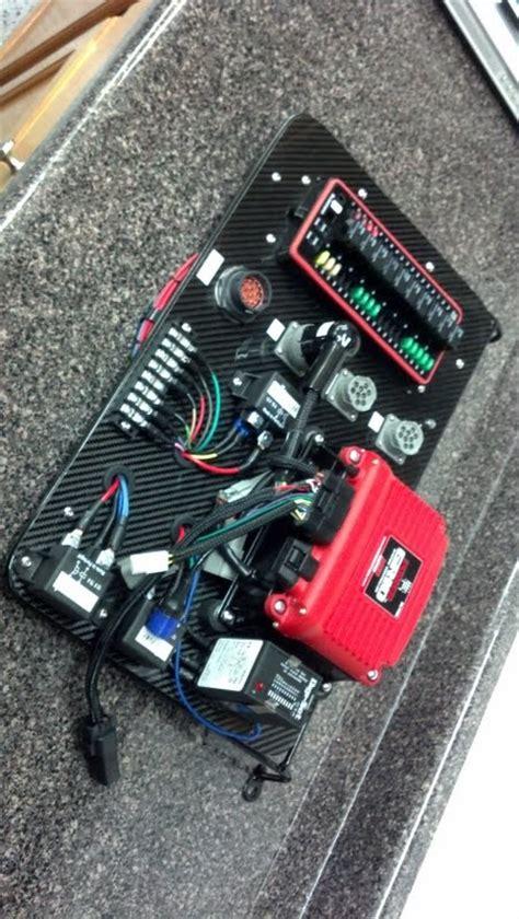 Race Car Wiring Harness Unlawfl Engine Tech