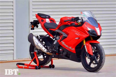 Review Tvs Apache Rr 310 by Tvs Apache Rr 310 Review Born On Track To Take On