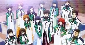 White, Hair, Anime, Girl, Sailor, Uniform
