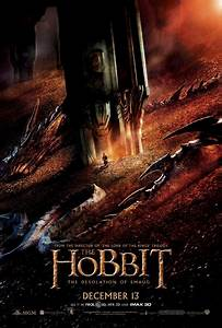 Yet Another Poster for THE HOBBIT: THE DESOLATION OF SMAUG ...