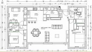 Plan Maison 4 Chambres Avec Suite Parentale : vos avis sur plan et implantation nouveau projet 57 26 messages ~ Melissatoandfro.com Idées de Décoration