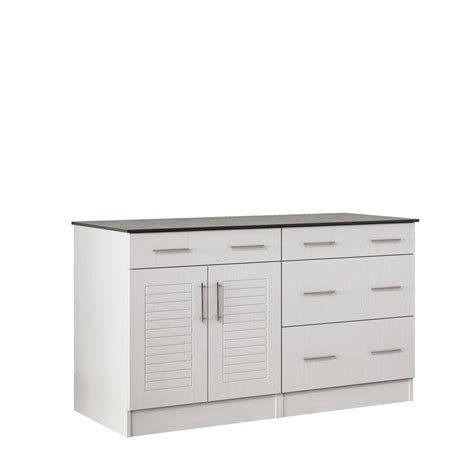 outdoor kitchen cabinets home depot weatherstrong key west 59 5 in outdoor cabinets with 7232