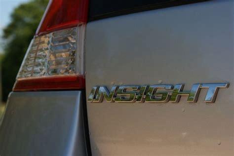 Remove Honda Insight P Ographic Design Review