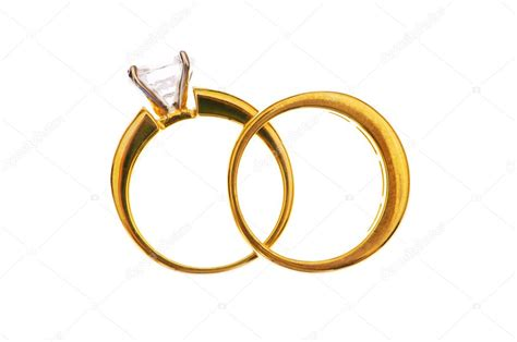 two wedding rings isolated 169 elnur 1973762