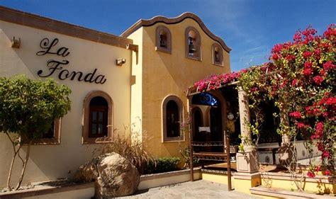 la fonda restaurant  cabopedia